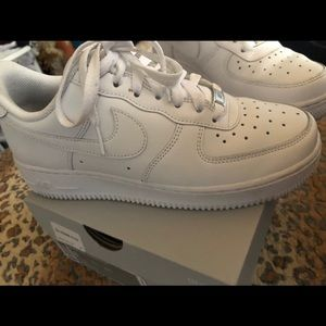 Nike Air Force 1 women's size 8